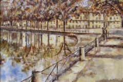 1_ANNECY_FRANCE_oil_painting_on_canvas_20_x_16_inches-2