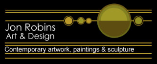 Jon Robins Art & Design | Contemporary Artwork, Paintings & Sculpture